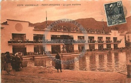 /! 7700 - CPA/CPSM  :  66 - Port Vendres : La Gare Maritime - Port Vendres