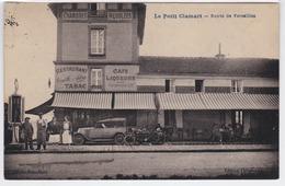 92 - Le Petit Clamart - Route De Versailles ( Restaurant, Auto ) - Clamart