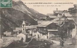 Hautes-alpes : SAINT-VERAN : Un Coin ( La Plus Haute Commune De France ) - France