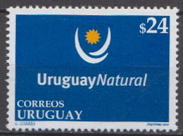 Uruguay MNH Stamp - Holidays & Tourism