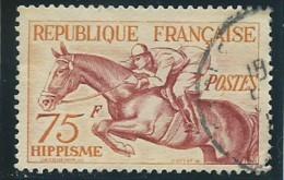 FRANCE: Obl., N°965, TB - France