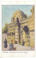 Cpa Liban - Damaskus - Grabmoschee An Der Kadem-Strasse - Liban