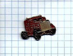 Pin's Pins /  THEME AUTOMOBILE - Avant De Camion TRUCK - Badges
