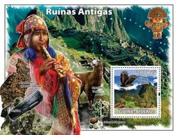 GUINEA BISSAU 2008 - Pre-Columbian America - YT BF415 - American Indians