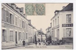 Indre - Bélabre - Rue De Paris - France