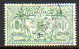 OCEANIE - (NOUVELLES HEBRIDES) - 1911-12 - N° 27 - 5 C. Vert - (Idole Indigène) - Leggenda Francese