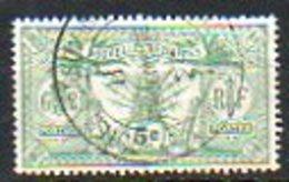 OCEANIE - (NOUVELLES HEBRIDES) - 1911-12 - N° 38 - 5 C. Vert - (Idole Indigène) - Leggenda Francese