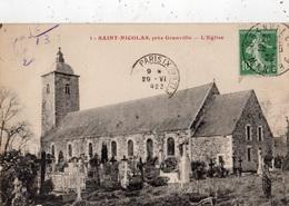 SAINT-NICOLAS PRES GRANVILLE L'EGLISE - France