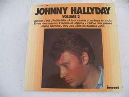 Johnny Hallyday - Chansons De 1961 à 67 (Titres Sur Photos) - Vinyle 33 T - Vinyl Records