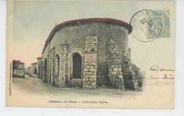 RENAISON Près ROANNE - L'Ancienne Eglise - Autres Communes