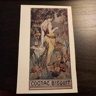 Cognac Bisquit - Publicité