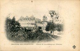 CHATEAU DE LAROCHEBEAUCOURT - Francia