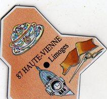 Magnets Magnet Le Gaulois Departement France 87 Haute Vienne - Tourisme
