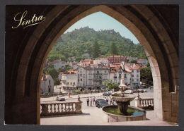 016195/ SINTRA, Castelo Dos Mouros E Vista Parcial, Mussulmen's Castle And Partial View - Lisboa
