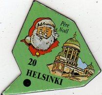 Magnets Magnet Le Gaulois Ville Europe 20 Helsinki - Tourisme