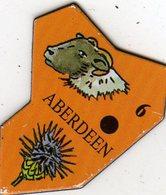 Magnets Magnet Le Gaulois Ville Europe 6 Aberdeen - Tourisme