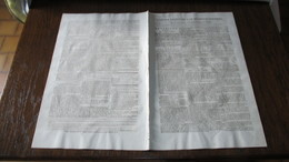 GUSTAVE IV ADOLPHE , ROI DE SUEDE - L'ORDONNANCE ROYALE TRES REMARQUABLE - 24 PRAIRIAL AN 9 ( 1801.) - 1800 - 1849