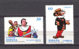 Spain 1995. Comics. Ed 3359-60 (**) Mi 3215-3216 - 1931-Hoy: 2ª República - ... Juan Carlos I