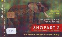 NEDERLAND CHIP TELEFOONKAART CRD-335 * OLIFANT  * ELEPHANT *  Telecarte A PUCE PAYS-BAS ONGEBRUIKT  MINT - Jungle