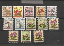 Sud-Kasai - Fleurs ( 1/13 XXX -MNH) - South-Kasaï