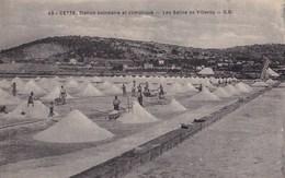 CETTE - Station Balnéaire Et Climatique - Les Salins De Villeroy - Sete (Cette)