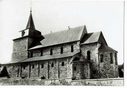 Ocquier  En Condroz   L'eglise  Romane - Clavier