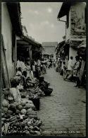RB 1220 - Real Photo Ethnic Postcard - Local Covent Garden Colombo - Ceylon - Sri Lanka - Sri Lanka (Ceylon)