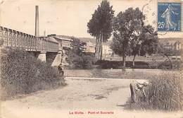 La Motte     02        Pont Et Sucrerie         ( Voir Scan) - France