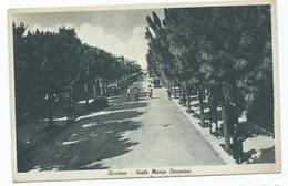 Italy Riccione Viale Maria Ceccasini   Postcard  Unused - Italia