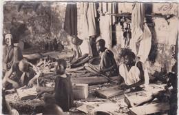 SENEGAL. ATELIER DE MAROQUINER. EDIT CARNAUD FRERES. YEAR 1954 - BLEUP - Senegal