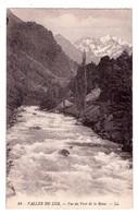 2455 - Vallée D E Luz ( 65 ) - Vue Du Pont De La Reine - L.L. - N°14 - - Luz Saint Sauveur