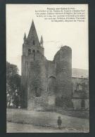 Meung Sur Loire - Le Clocher Et Les Ruines De L'ancien Chateau Fort   - Zbl37 - Sonstige Gemeinden