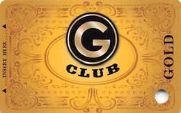 Golden Gaming - Gold Town & Lakeside Casinos Pahrump, NV Slot Card - No Towns In Reverse Logos - Casino Cards