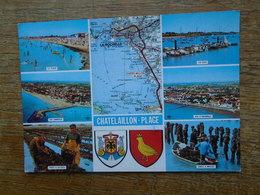 Châtelaillon-plage , Multi-vues - Châtelaillon-Plage