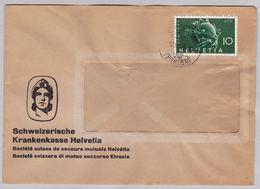 Brief Von Stäfa (br5167) - Storia Postale