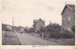 Moha Route Du Val Circulée En 1956 - Hoei