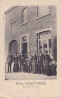 Maison Renquin-Moisse Route De Landen Circulée En 1912 - Landen