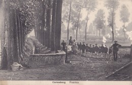 Cortenberg Prairies Circulée En 1904 - Kortenberg