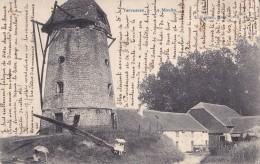 Tervueren Le Moulin Circulée En 1907 - Tervuren