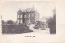 Château D'Ayes D.V.D 8155 H.Severin Marche - Marche-en-Famenne