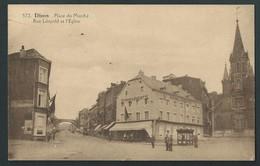 DISON. Place Du Marché, Rue Léopold Et Eglise. Animation. - Dison