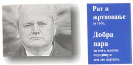 NATO WAR FLYER BOMBING OF SERBIA YEAR 1999 (NATO LETAK 4) - Historical Documents