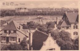 Den Haan A/zee Panorama Circulée En 1947 - De Haan
