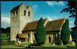RB 1221 - Postcard - St Bartholomew Church Fingest - Buckinghamshire - Buckinghamshire