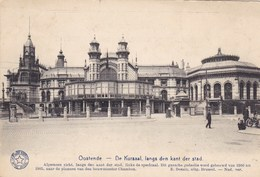 Oostende, Ostende, De Kursaal Langs Den Kant Der Stad (pk50126) - Oostende