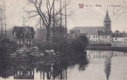 Alost Le Béguinage Circuéle En 1913 - Aalst