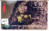 Télécarte CYPRUS (16CYPC) Phonecard - Chypre