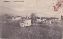 Muzzano Frazione Margone Circulée En 1912 - Italie