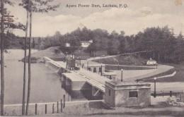 Ayers Power Dam Lachute - Quebec