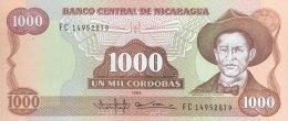 Nicaragua 1.000 Cordobas, P-156b (1985) - UNC - Nicaragua